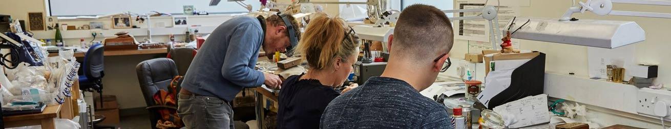 Hand Engravers Association - training